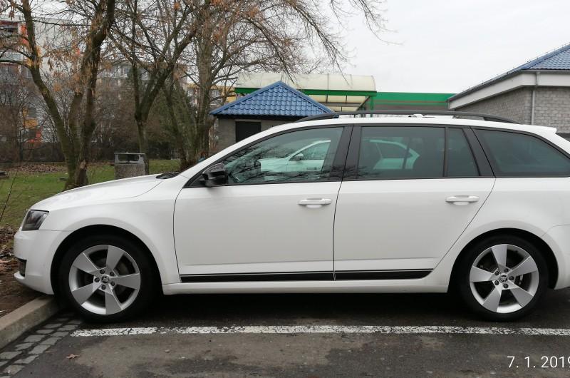 Škoda Octavia kombi