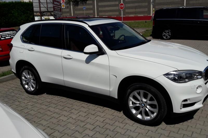 BMW X5 - Auto úvěr + Auto pojištění