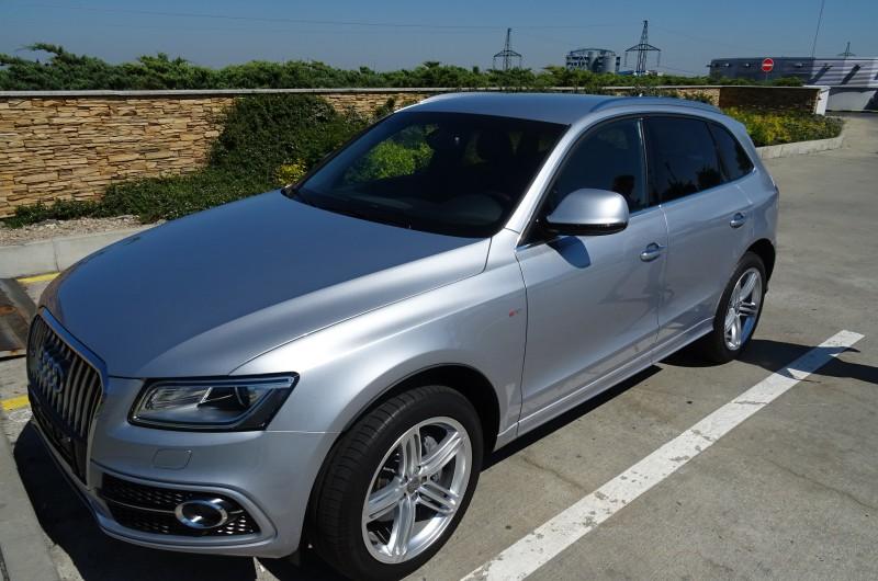 Audi Q5 3.0 TDI, Dovoz + Pojištění