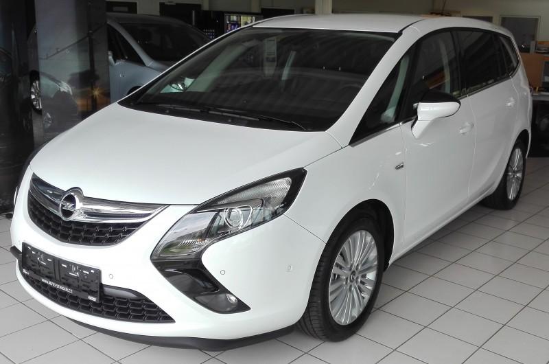 Opel Zafira Tourer 1.6 Turbo Cosmo