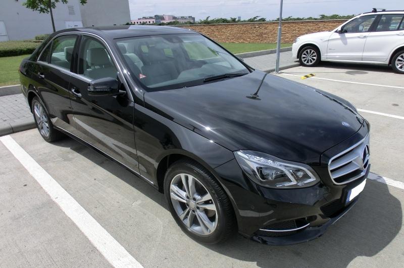 Mercedes-Benz E200 NGD