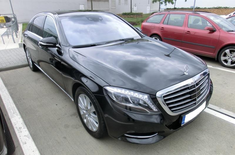 Mercedes Benz S 350 Long