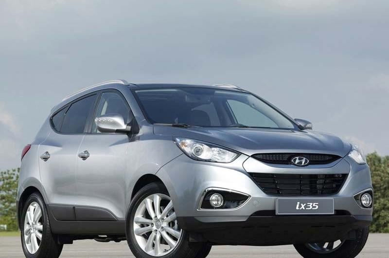Hyundai ix35 2.0 Premium 4x4