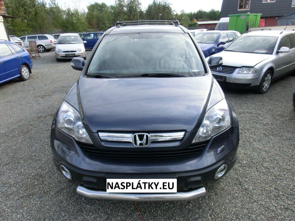 Honda CR-V 2.2l-CTDI TOP EXECUTIVE