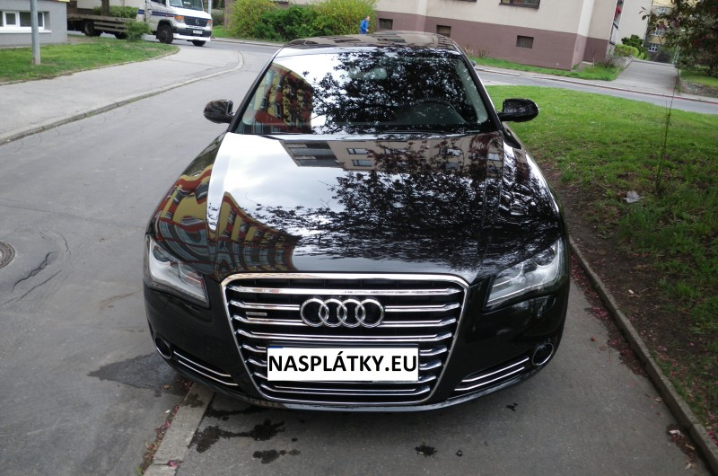 Audi A8 III 3.0 TDI Quattro