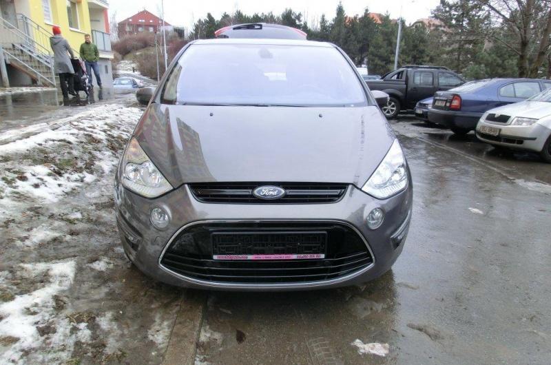 Ford S-MAX 2.2 DURATORQ TDCI TITANIUM