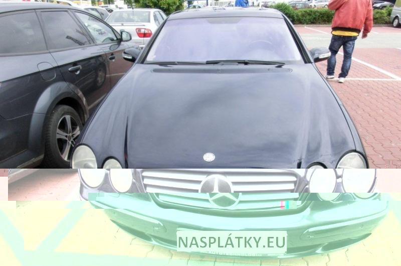 Mercedes Benz CL 600 coupe