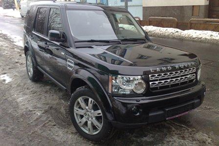 Land Rover Discovery 4 3.0 SDV6 SE