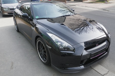 Nissan GT-R 3.8 V6 Twin Turbo