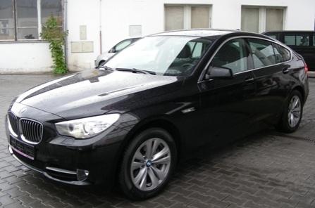 BMW 530d Grand Turismo XDrive