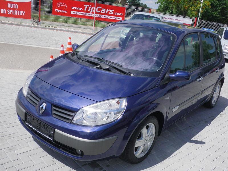 Renault Megane Scenic II 1.6 16V